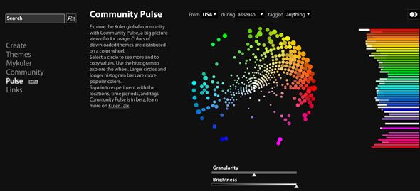 Find The Perfect Color Scheme Every Time With Adobe Kuler