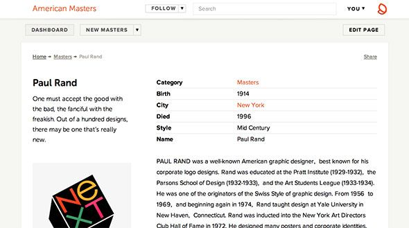 silk1   Silk: Organise Collections, Answer Questions & Visualise Data With A Silk Site