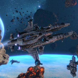 Star Conflict Free-To-Play: A Multiplayer Space Sim Game You Can Go To Combat With