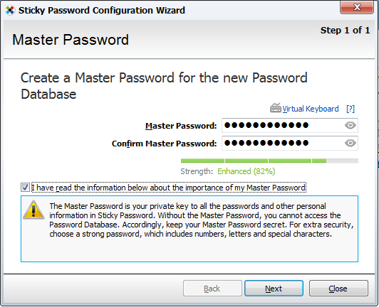 Sticky Password Pro 6.0: Keep Your Passwords Safe and Organized [Giveaway] sticky password 1