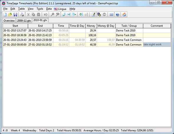 timesheets1   TimeSage Timesheets: Easy Time Tracking Software For Business & Shift Workers
