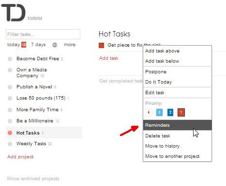 todoist premium features