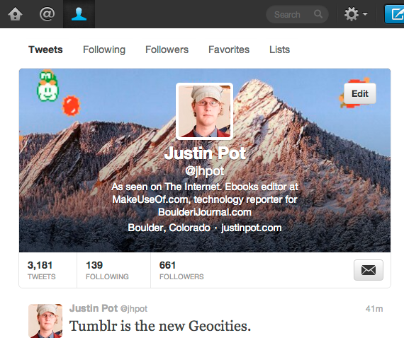 Twipster:  Turns Twitter.com Into a Minimalist Twitter Client twipster 3