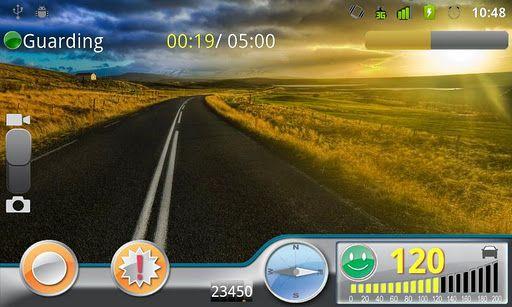 dashboard camera app
