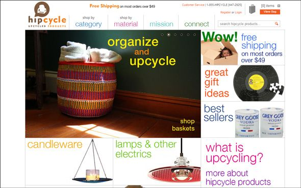 upcycling websites