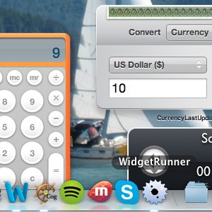 How To Run Widgets On Your Desktop In Mountain Lion [Mac OS X]