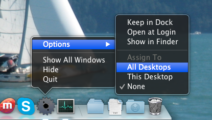 mountain lion widgets