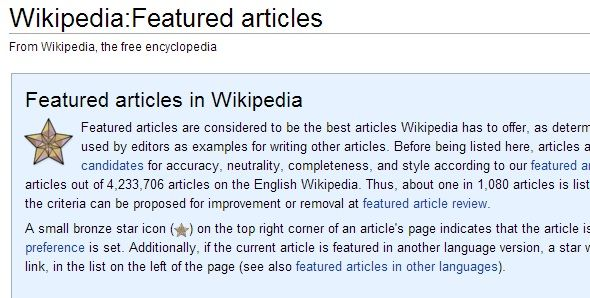learn something new wiki