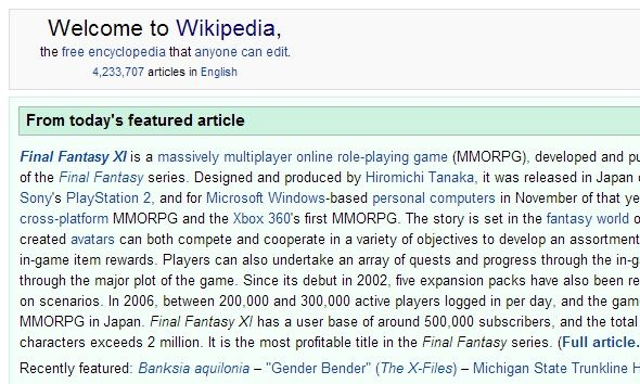learn something new wikipedia