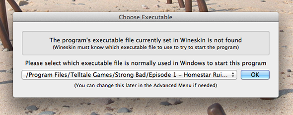 Wineskin: Run Windows Software On Mac OS X Without An Emulator [Mac] wineskin choose