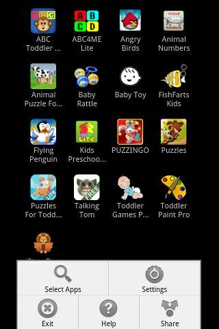 child proof android phone