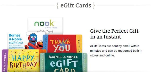 Save Yourself The Lines And Buy Great Digital Gifts With These Services Digital gifts barnes and Noble