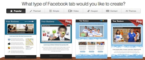 Need New Tabs On Your Facebook Page? [Weekly Facebook Tips] Pagemodo Facebook tab
