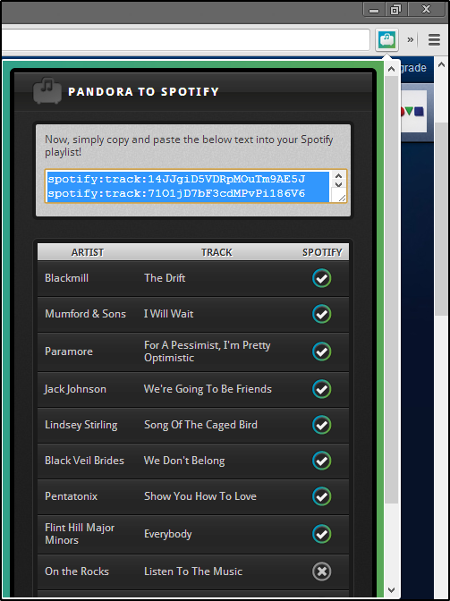 improve pandora with these chrome firefox browser add ons