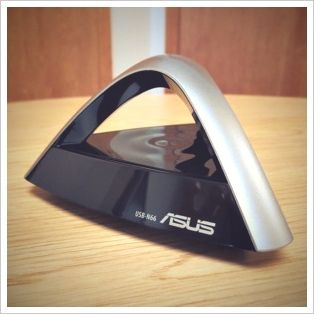 ASUS USB-N66 Dual-Band Wireless-N900 USB Network Adapter Review and Giveaway