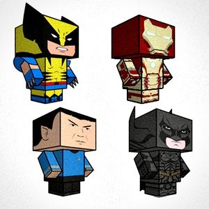 15 Cubeecraft Paper Toy Models You Will Want To Make!