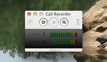 record a call with skype