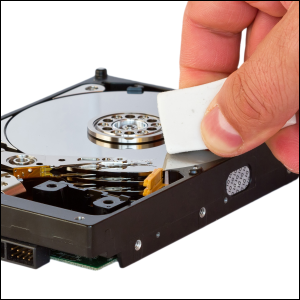 How to Wipe Your Hard Disk Drive Leaving the OS Intact