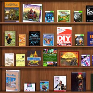 Collect ALL The Things With Delicious Library 3 for Mac OS X