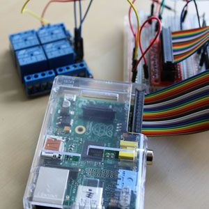 Getting Started With GPIO On a Raspberry Pi