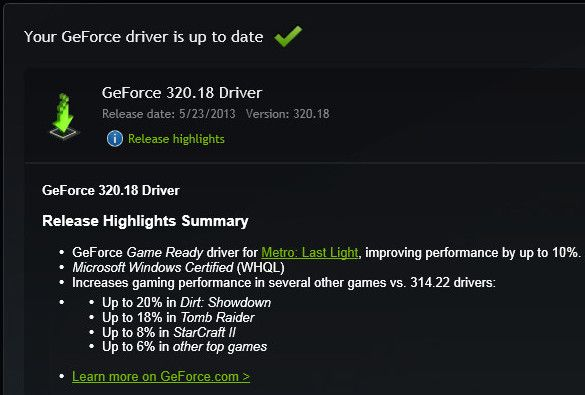 Improve Your Gaming With The NVidia GeForce Experience