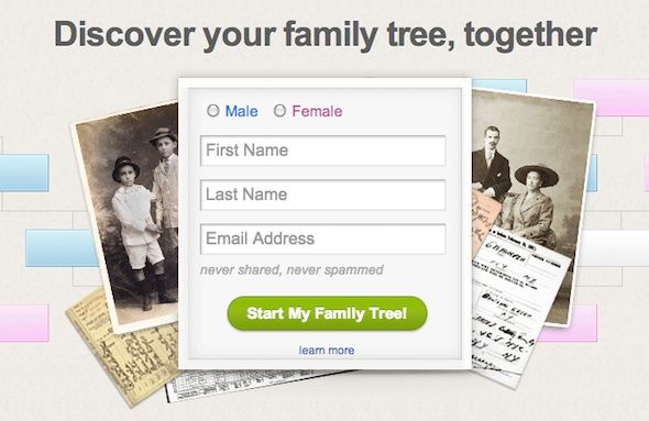 free family tree maker