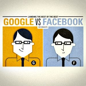 Google vs. Facebook Internships: Where Should You Work?