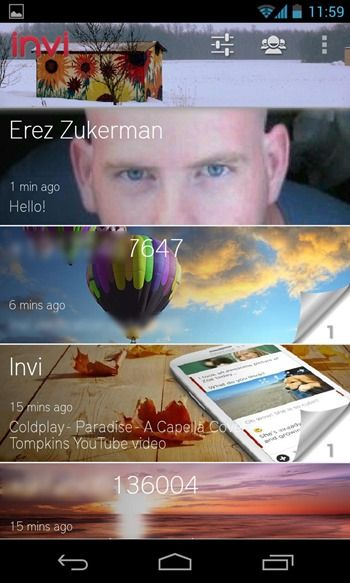 Tired Of Boring IM Apps? Invi Is A Beautiful & Feature-Packed App You Need To Try [Android 2.3+] invi 13