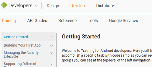 android app develop