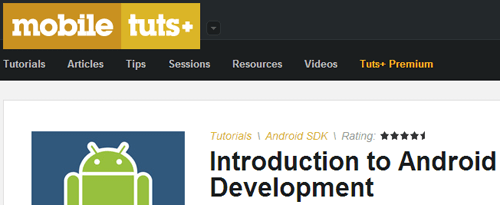 how to develop android apps