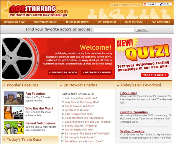 movie streaming websites
