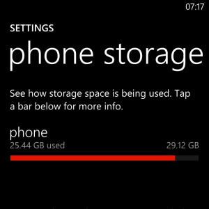 how to backup media apps settings on windows phone 8