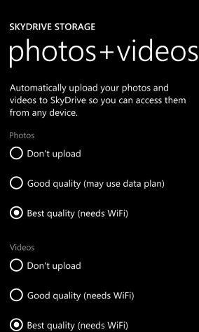 backup windows phone