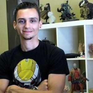 How A Dream Job Comes True: Interviewing World-Class 3D Artist Rafael Grassetti