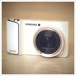 Samsung Galaxy Camera Review and Giveaway