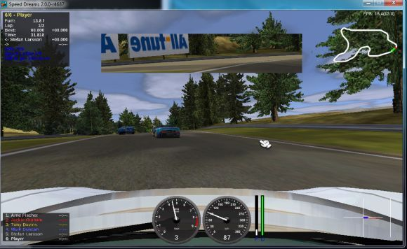 2 Ultra-Fast Racing Games That Truly Test Your Driving Abilities speeddreams14