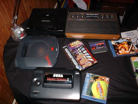 What Are Your Thoughts on the Next-Gen Video Game Consoles? [You Told Us] vintage games consoles1