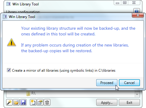 window library manager