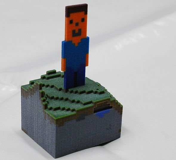7 Signs You're a Living Piece of Gaming History 2d 3d minecraft
