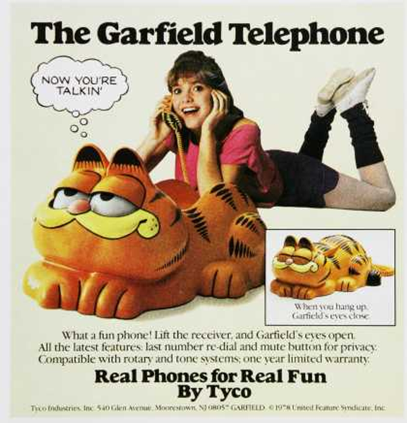 Remembering the 1980s - Hold On, Was It Really Like That? 80s phone 2