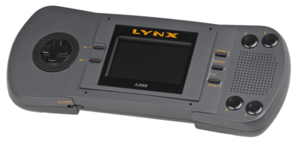 5 Handheld Video Game Consoles You've Probably Never Heard Of Atari Lynx I Handheld e1374623615325