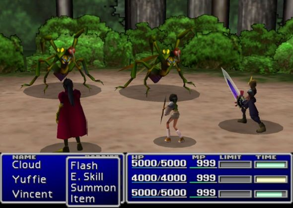 4 Games You Might Not Expect To Find On Twitch.tv FFVII PC 04