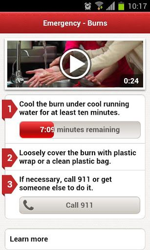 3 Great Android First Aid Apps For Emergencies First Aid American Red Cross