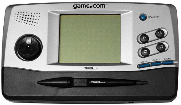 5 Handheld Video Game Consoles You've Probably Never Heard Of GameCom Handheld e1374623537293