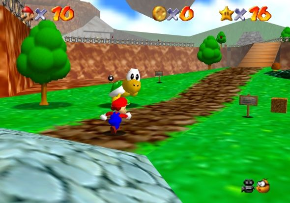 4 Games You Might Not Expect To Find On Twitch.tv KoopatheQuickSuperMario64
