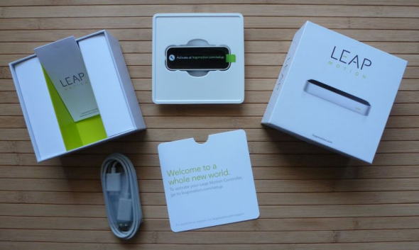 Leap Motion Controller Package