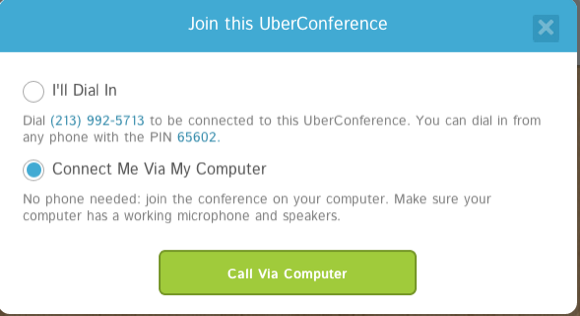 UberConference 18