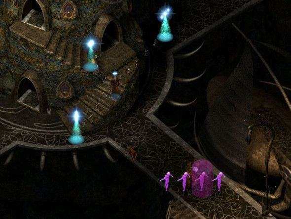 4 Fantastic Video Games Based On Dungeons And Dragons bg2 ss4 e1374003211690