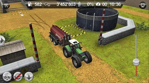 Nerd It Up With 6 Awesome iOS & Android Simulation Games farming sim