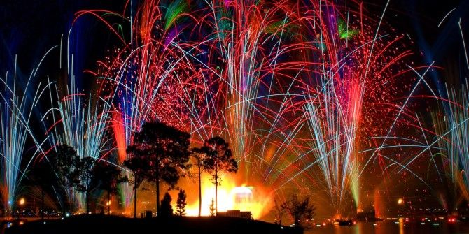 How To Photograph a Fireworks Display